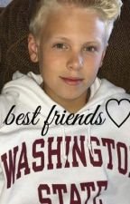best friends (Carson lueders fanfic) by carsonlueders2324