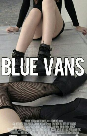 blue vans + gilinsky