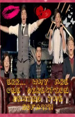 Err...WHY ARE ONE DIRECTION BEHIND THE SOFA?!?! (One Direction Fanfic) [WA 2012]