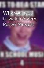 Why you need to watch A Very Potter Musical by Savannah_Skylar