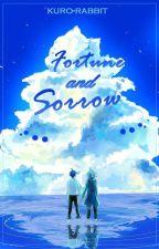 Fortune and Sorrow. 「KomaHina」 by Kuro-Rabbit
