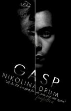 GASP by NikolinaDrum