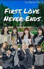 First Love Never Ends[GFRIENDXBTS] by DGurlDatLuvsKpop23