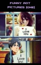 Funny AoT Pictures |One| by AckermansBooty