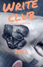 Write Club 2016 // ManyLights by ManyLights