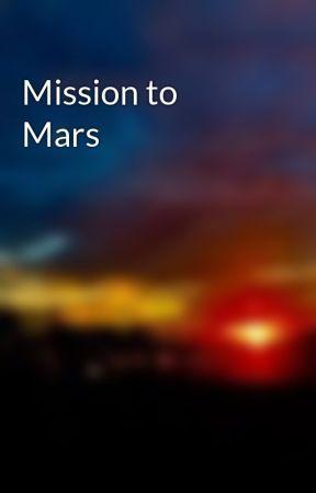 Mission to Mars by PieUnicorn