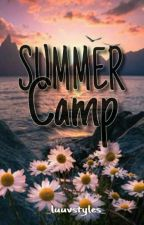 Summer Camp ✔ by monstecookie