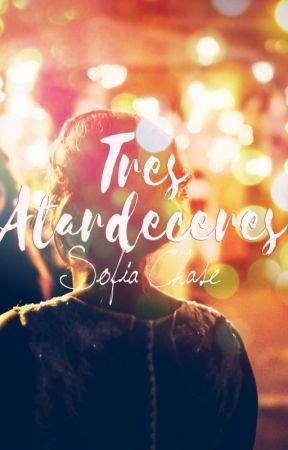 Tres Atardeceres by Adharita