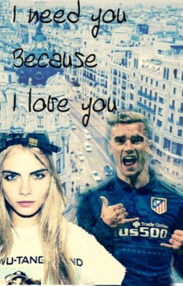 •I need you, Because I love u {A.G}