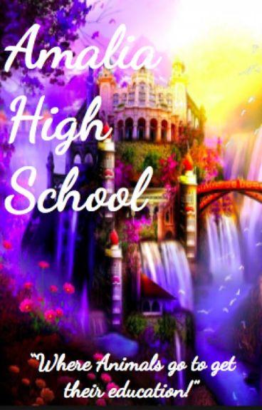 Amalia High School( An Animal RP)