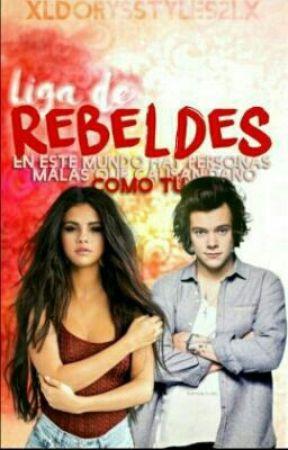 - Liga De Rebeldes -Harry Styles. by maria_parkx