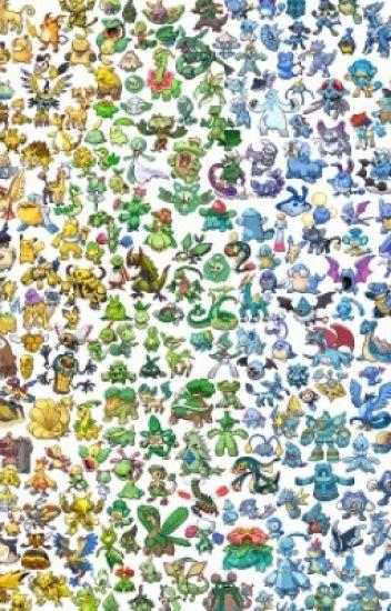 Pokemon x Reader Oneshots~!
