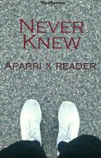 Never Knew - Aparri X Reader by Aparrians