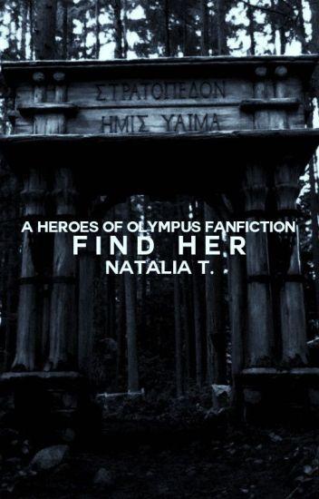 Find Her ↠ Heroes Of Olympus✓