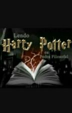 Marotos lendo Harry Potter e a Pedra Filosofal by serumaninhodavida
