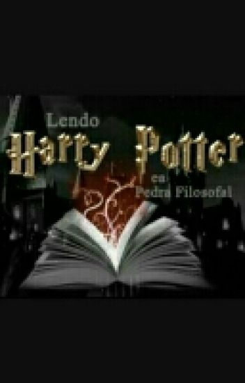 Marotos lendo Harry Potter e a Pedra Filosofal
