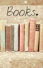 Libros recomendados / Me encanta leer by elena_serendipity