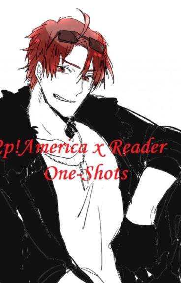 2p America x Reader One-shots