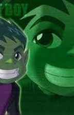 Beast boy x reader (Beasty Likes) by Hated_forever_omg