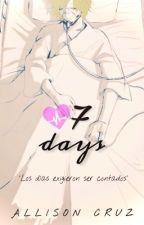 7 days.  by safeterra