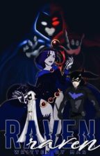 Raven ⟶ Young Justice by dcmultiverse