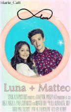 Lutteo Luna+Matteo by Marie_Catt