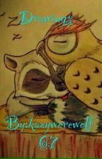 Drawings  by krazywerewolf67