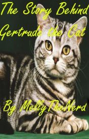 The Story Behind Gertrude The Cat by MellyTheNerd
