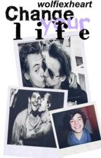 Change your life (larry)  by wolfiexheart
