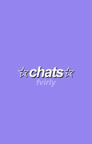 chats ✧ j+t