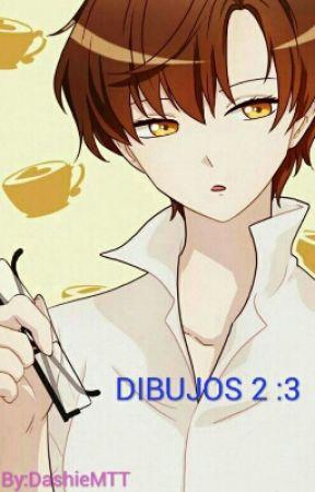 DIBUJOS :3 (2) by ScarletMTT