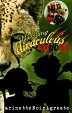 Watching Miraculous Ladybug by MarinetteNoirAgreste