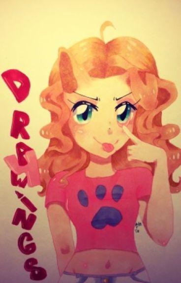 Drawings 4! ლ( Ȍ ʖ̯ Ȍ ლ)