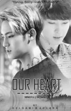 OUR HEART [MEANIE COUPLE] by MaknaeDidin