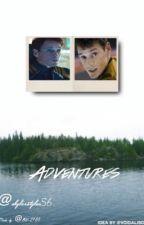 Adventures | Pavel Chekov  by skylarstyles56