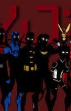 Justice League: Photon (Sequel To Justice League: Vertigo) by Dcfreak