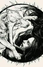 A fabula entre a lua e o lobo  by sadphantom