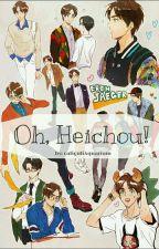 Oh, Heichou! » ereri ❌ by caliguliAquarium