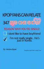 BTS One Shots! Whoo Hoo! by Jeonion-squad