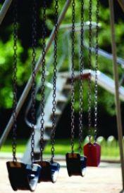 Swings by LittleMissInsane