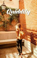 Quiddity ✔ [REVISING] by pastelpeonies