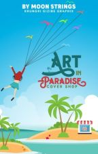 Art in Paradise Cover Shop by Rittsua