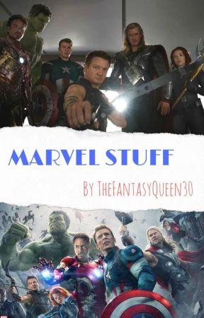 Marvel Stuff - Afraid of a little thunder? (Reader X Loki