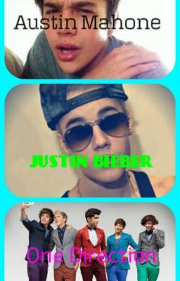Austin Mahone, One Direction and Justin Bieber Imagines