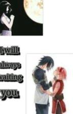 I will always waiting you by TheDarkFairy10