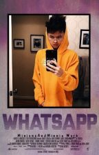 WhatsApp ///// Jacob Sartorius |concluída| by MinionsAndMinnie