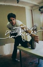 dallon weekes imagines by lettersfromunknown