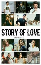 Story Of Love : One Direction Fanfict [SLOW UPDATE] by nisrinaaxx13