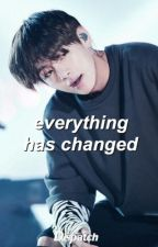everything has changed | yoonseok [2] by jungult
