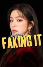 •Faking it• k.th + j.jk ✔️ by slayhope